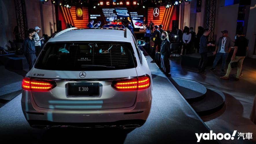 老賓士、新古典!2021 Mercedes-Benz E-Class抵台上市! - 14