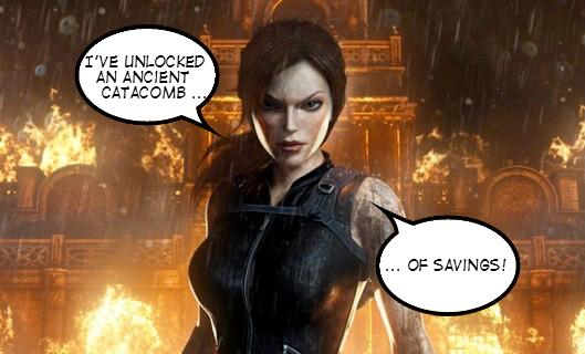 Select Tomb Raider games 75% off on Steam this weekend