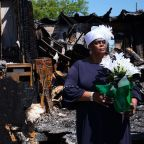 Black Parishioners in Louisiana Pray on Easter for Alleged Racist Who Burned Down Their Church