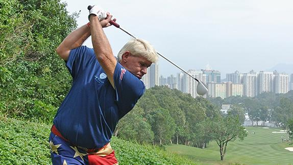 John Daly: Second guessing his approach to golf