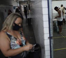 Center-right mayor beats socialist in Brazil's biggest city