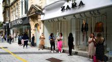 Inditex, dueño de Zara, vuelve a tener beneficios en 2T gracias al desconfinamiento