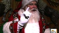 Santa Claus' special message about his national tour