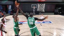 How Tacko Fall fared in Celtics' scrimmage game vs. Rockets