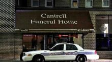 Cleaning crews find cremated remains in old funeral home