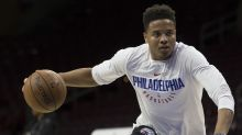 The 76ers now say Markelle Fultz's shoulder soreness is 'completely gone'