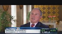 Bloomberg: I don't fantasize about the future