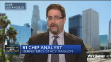 Semi stocks soar: still room to run? The #1 chip analyst ...