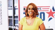 Gayle King went on a 5-day fast diet to fit into her yellow election night dress: 'The results are in!'