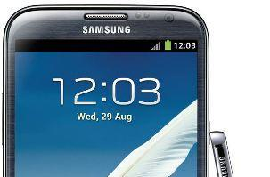 US Cellular will get Samsung Galaxy Note II in late October, will cost $300