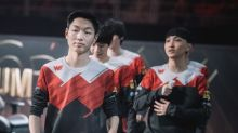 Team WE Condi: 'I'm actually out of practice for stealing the baron so I'll practice harder for the next game'