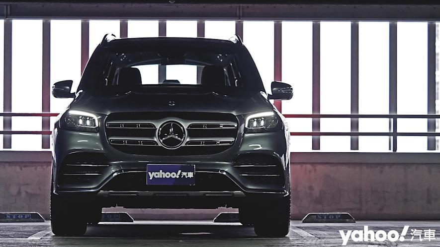 大而得當!2021 Mercedes-Benz GLS 450 4MATIC雨季試駕 - 2