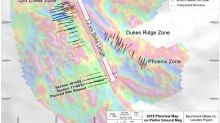 Benchmark Extends the Cliff Creek Zone to over 1 Kilometre and Expands Resource Target Area for Further Drilling in 2019