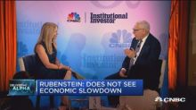 Carlyle CEO David Rubenstein: Minority stake is not compl...