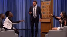 Leslie Jones Accuses Demi Moore and Jimmy Fallon of 'White Telepathy' During Charades