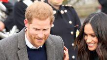 Harry et Meghan déjà traqués par les paparazzi au Canada