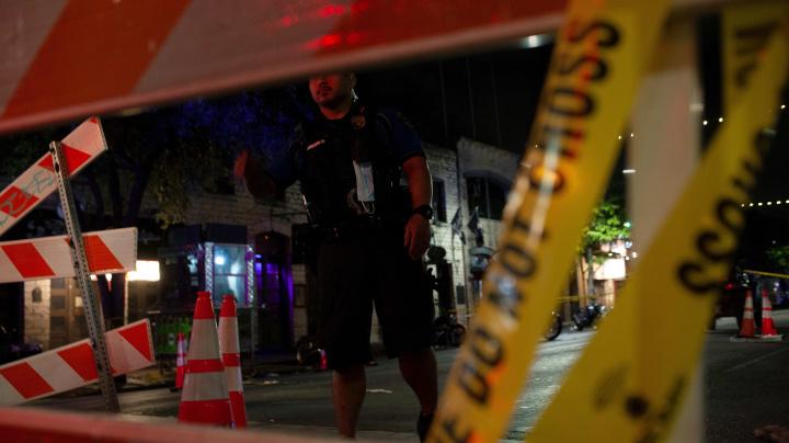 Weekend mass shootings leave 6 dead, dozens injured