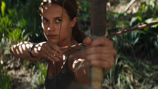 Tomb Raider reboot gets action-packed first trailer