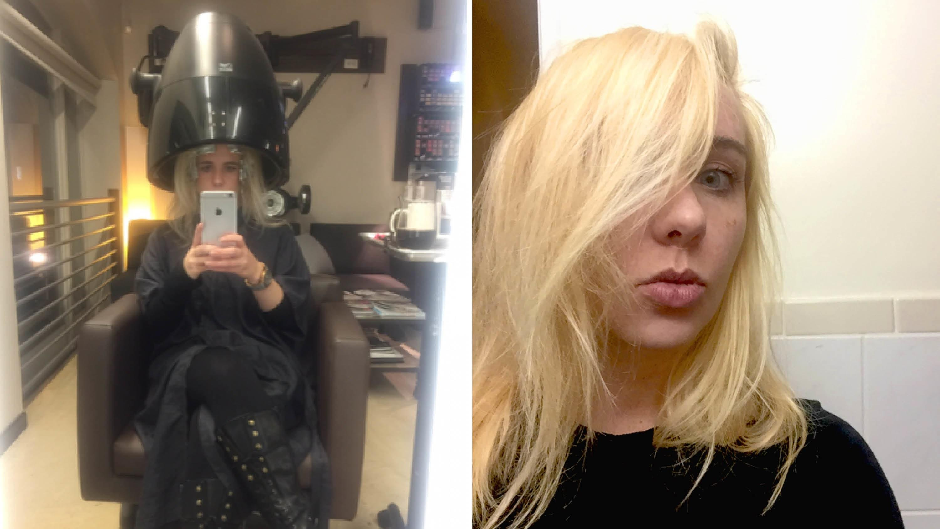 Why Dyeing My Hair Blonde at Home Was a Huge Mistake