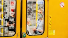 Corona-Krise: BVG bestraft nur 15 Masken-Muffel