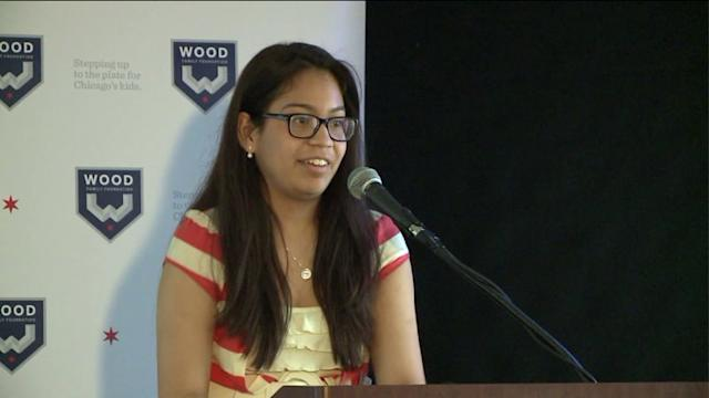 The Kerry Wood Foundation announces first recipient of new college scholarship