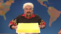 Weekend Update:Guy Fieri