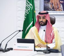 Saudi Arabia says crown prince had 'successful' surgery