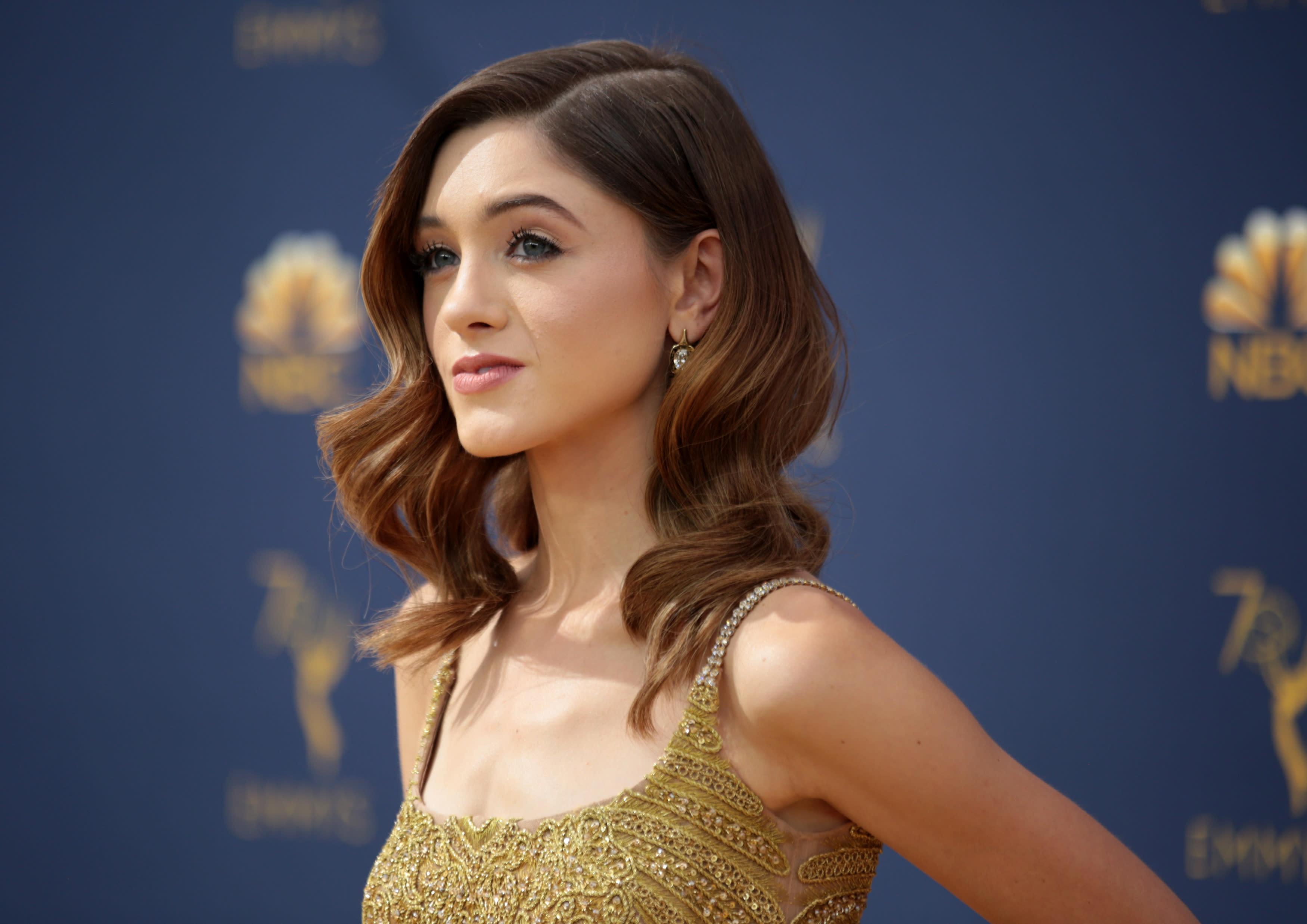 Natalia Dyer says Stranger Things co-stars are