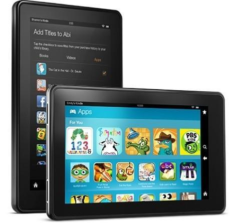 Amazon Kindle FreeTime Unlimited launches, bundles kid-friendly media, menu for a fee