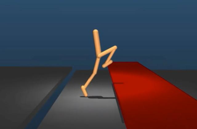 Google DeepMind AI learns to creatively move around obstacles