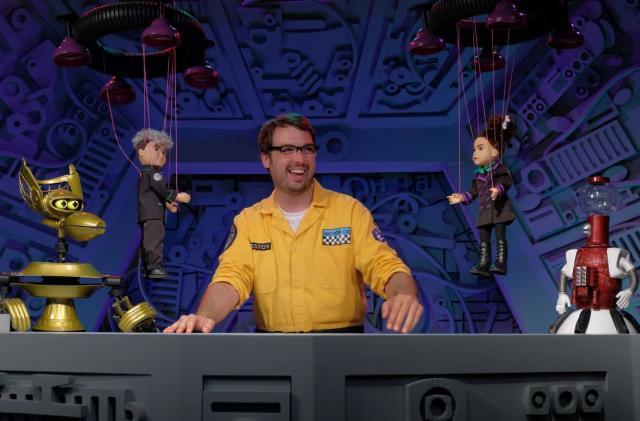 Netflix won't back a new season of 'Mystery Science Theater 3000'