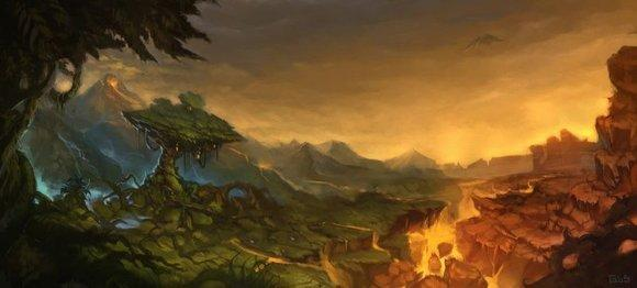 Blizzard posts interview with designers of Southern Barrens