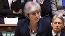 MPs will vote on delaying Brexit as Theresa May caves to pressure