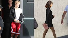 Justin Bieber and Selena Gomez Spotted at Church Twice in the Same Day