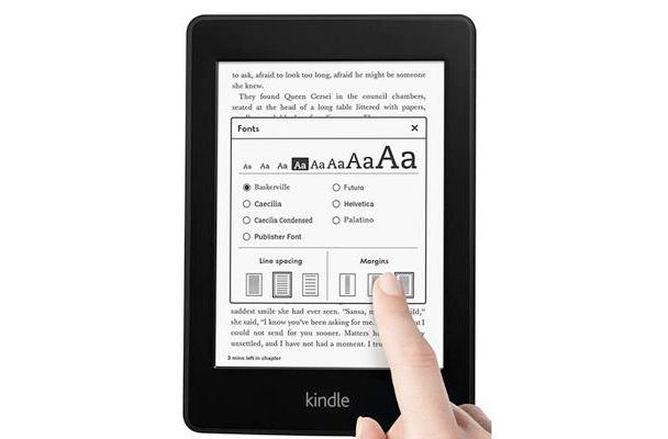 Amazon's quietly doubled the storage on its Paperwhite e-reader