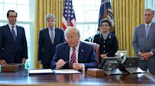 Stimulus deal signed by President Trump before election increasingly unlikely as time runs out
