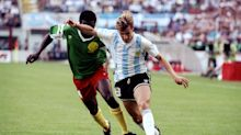 Benjamin Massing, Claudio Caniggia and the most infamous tackle in World Cup history