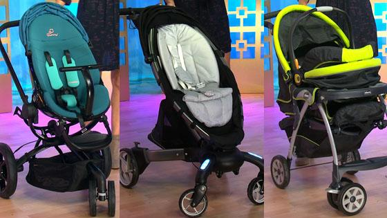 Top Rated Strollers for Every Budget