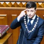 Ukraine's New President Volodomyr Zelenskiy Vows Reform. Or Is It Revenge?