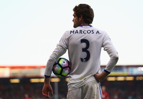 """Marcos Alonso: """"No vi la segunda parte del United-Chelsea porque me dormí"""""""