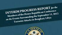 Democrats angered by Republican Benghazi report