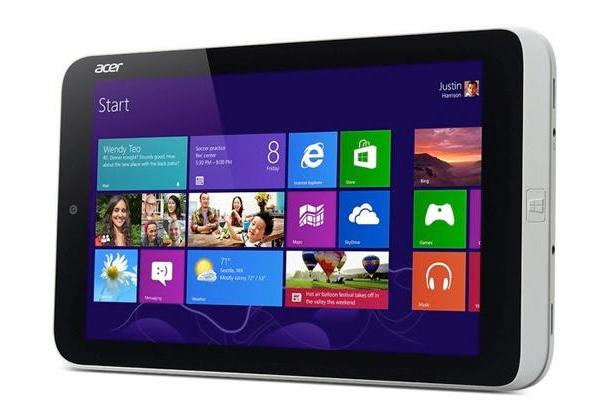 How would you change Acer's Iconia W3 tablet?