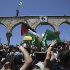 Palestinians, Israel police clash at Al-Aqsa mosque; 53 hurt