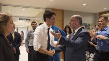 Maxar Technologies Hosts Canadian Prime Minister Justin Trudeau