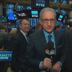 Stocks open higher but worries of government shutdown loo...