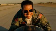Top Gun: Maverick: Tom Cruise vuelve a los aires con un tráiler cargado de adrenalina y nostalgia