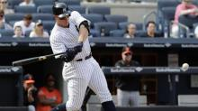 Aaron Judge's latest home run tied an MLB record