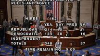 House Resolution Pass to Urge Obama on Ukraine
