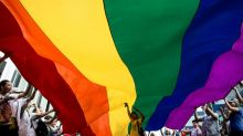 US state sued over limits to adoptions by gay couples