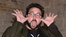 Kevin Smith in hospital after suffering 'massive heart attack'